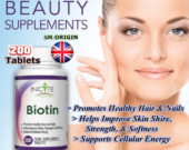 Biotin 10000mcg-by-Incite Nutrition UK