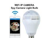 00000. Bulb IP Camera