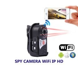 2.Spy Camera Wifi IP HD