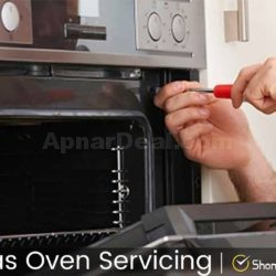Gas Oven servicing