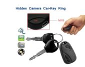 01.Hidden Camera Car-Key Ring