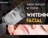 Salon Service at Home