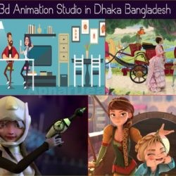 2d and 3d Animation Studio in Dhaka Bangladesh