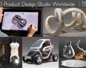 3D Product Design Studio Worldwide