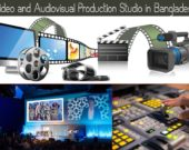Video and Audiovisual Production Studio in Bangladesh