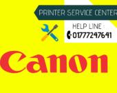 Canon Printer Service in Dhaka - 01687067337,01777247641