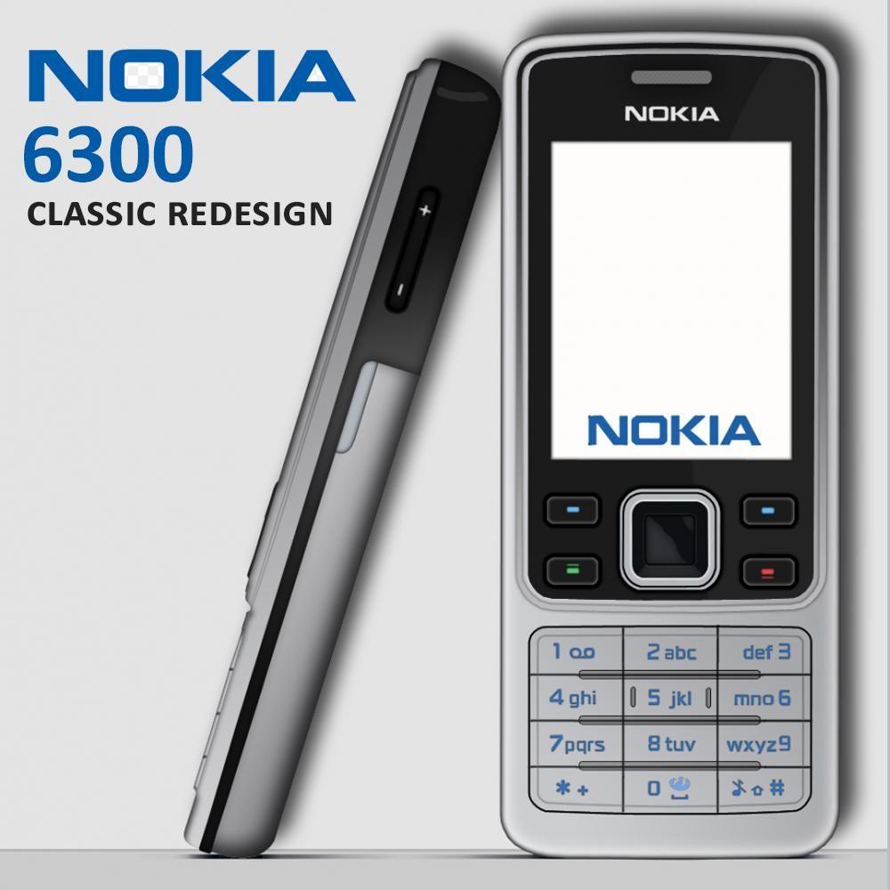 Nokia-6300-Original