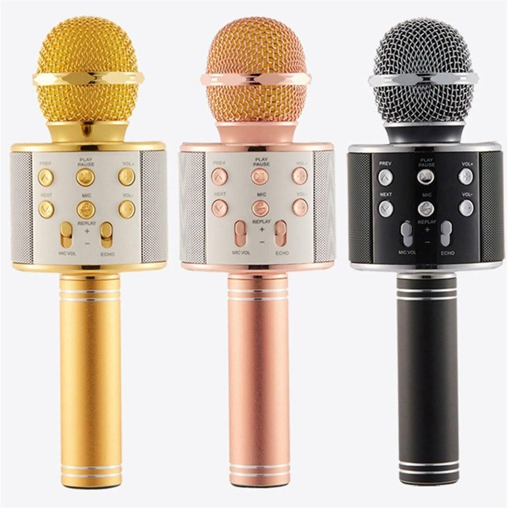 Bluetooth Karaoke Microphone PFM, HL (4)